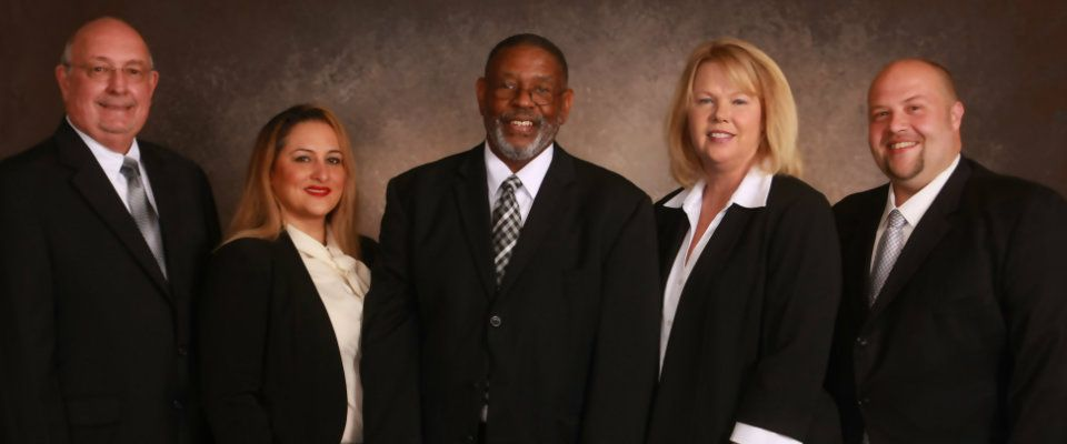 meet our insurance staff